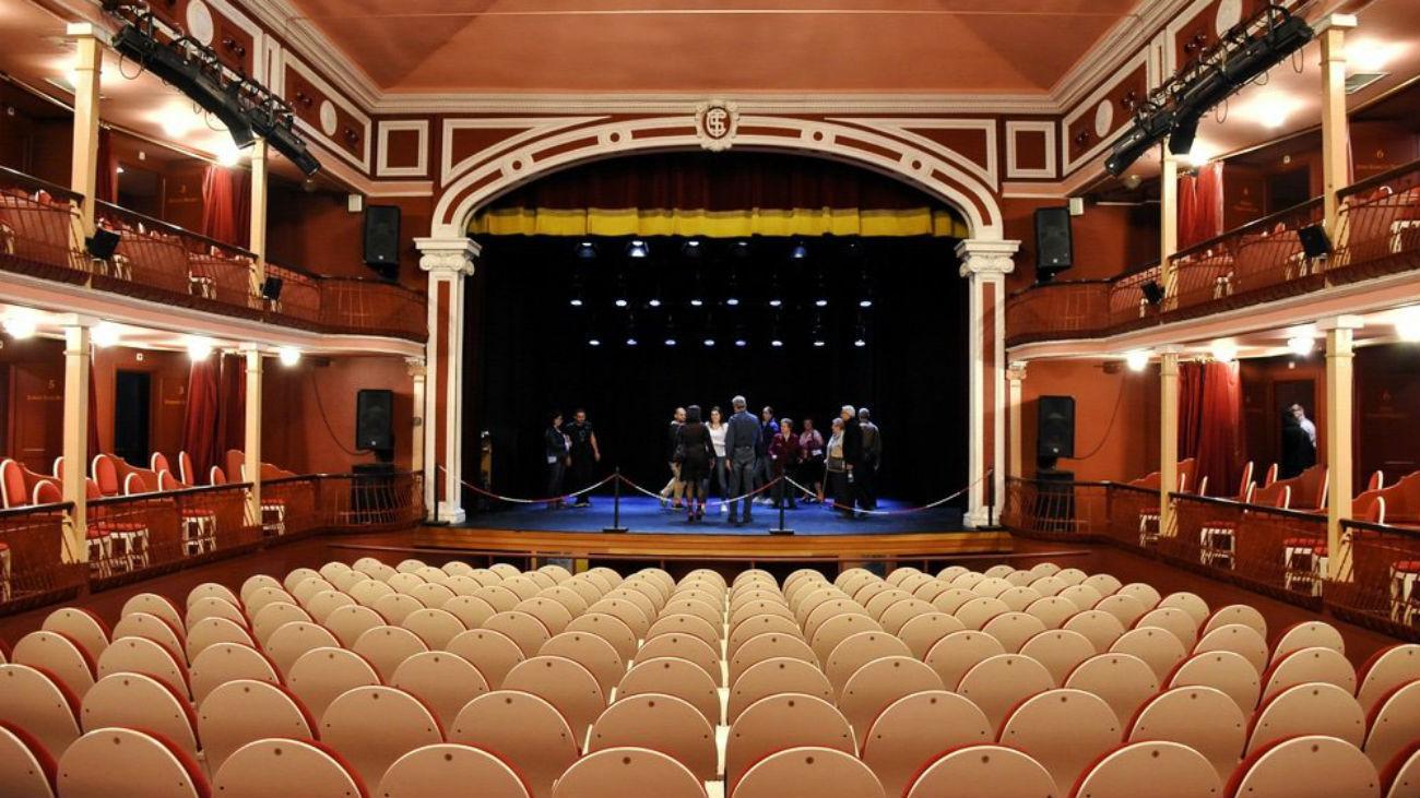 Teatro Salón Cervantes de Alcalá