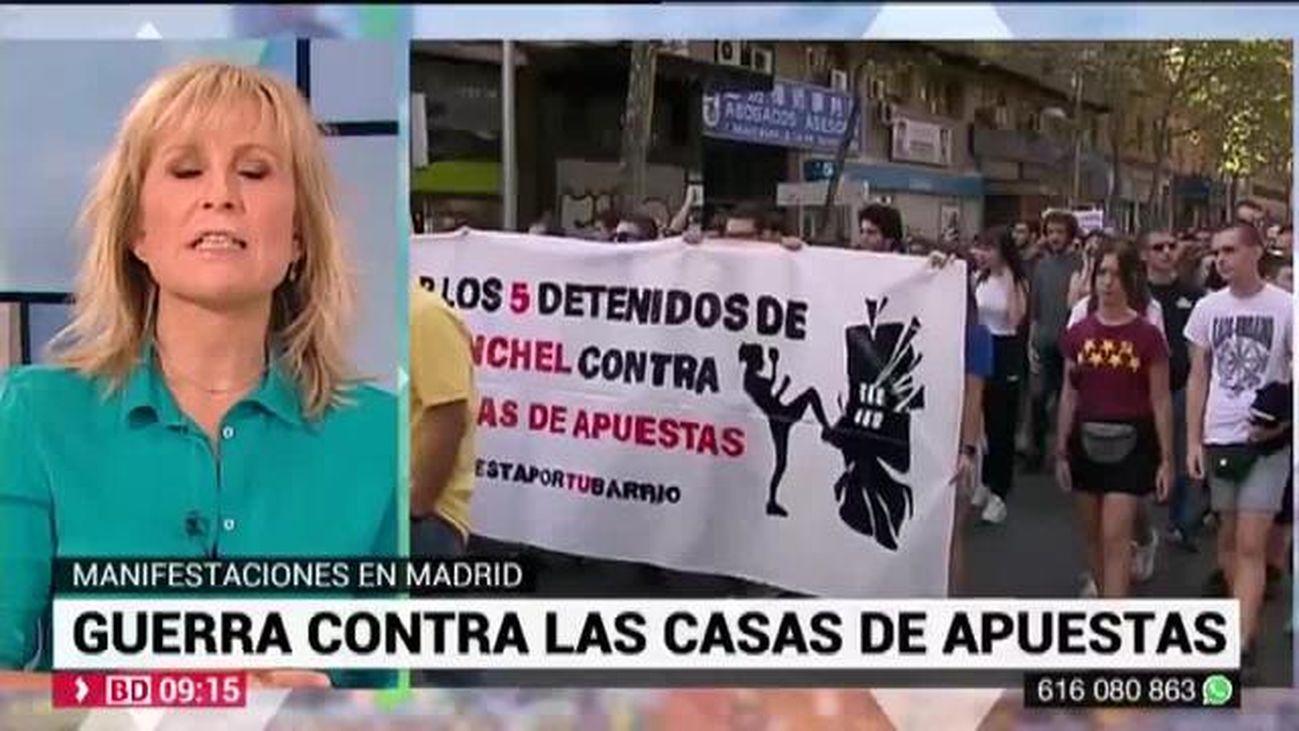 Buenos Días Madrid 07.10.2019 (8.00 - 10.30)