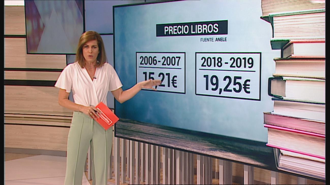 """Demanda colectiva en España contra el """"precio abusivo"""" de los libros de texto"""