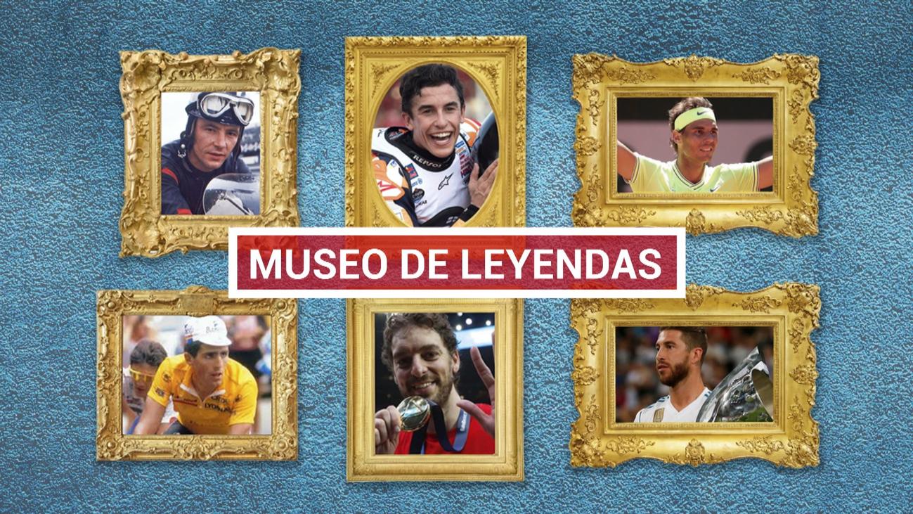 Márquez entra en el club de deportistas españoles legendarios