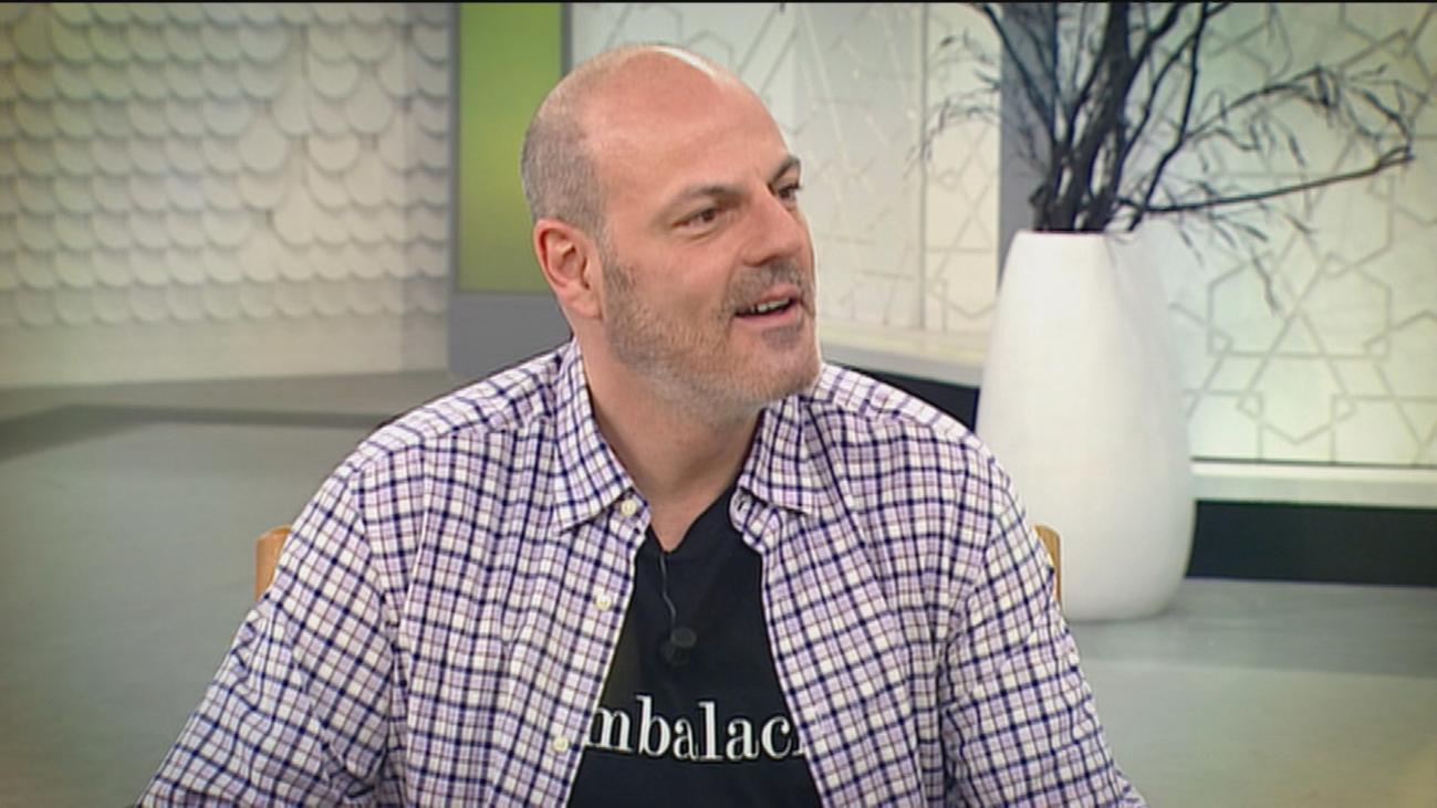 Santiago Urrialde, el actor que nos hace reír