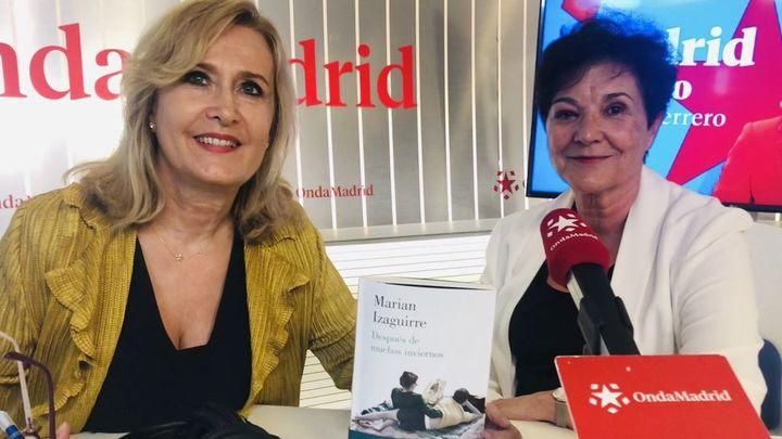 """Marián Izaguirre nos presenta su nueva novela """"Cuando aparecen los hombres"""""""