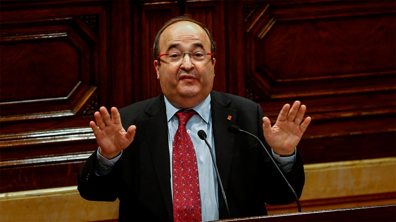 El Parlament rechaza la moción de censura a Torra