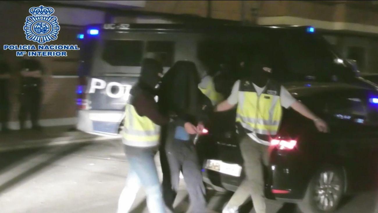 El yihadista detenido en Parla tenía anotaciones sobre la ministra de Justicia