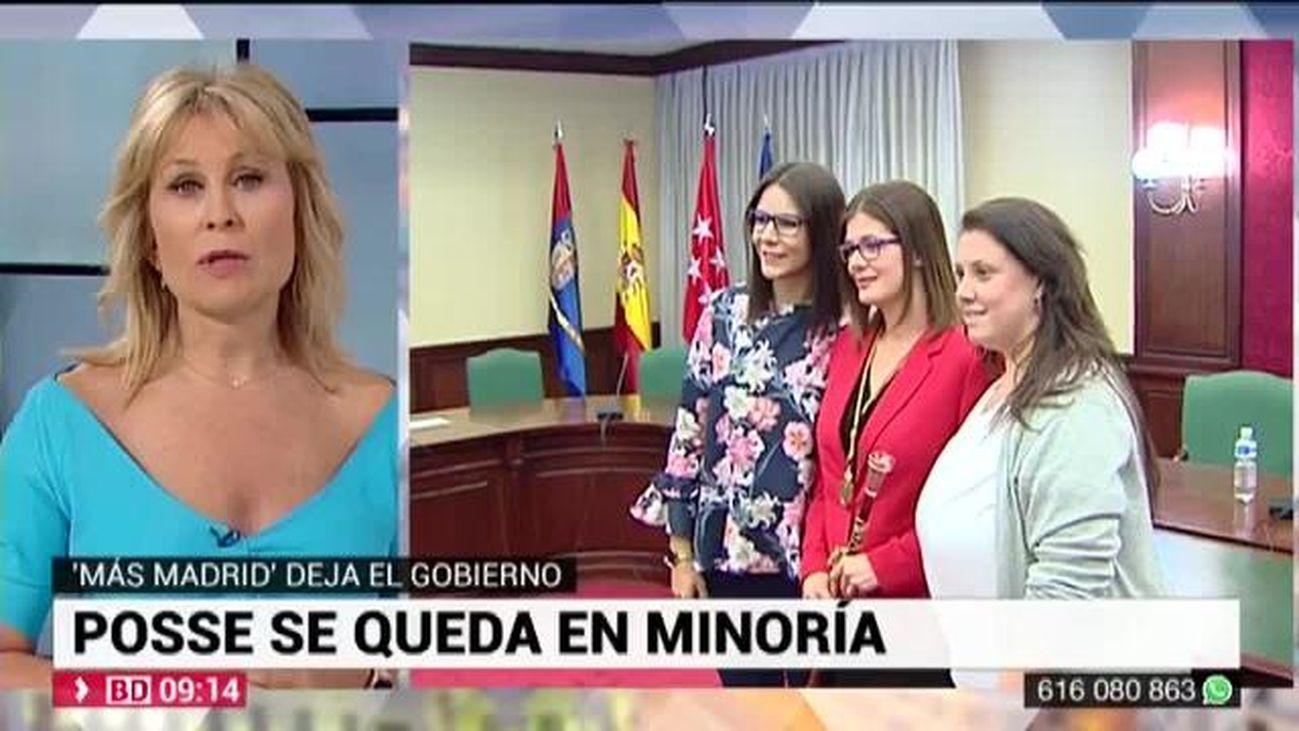 Buenos Días Madrid 08.10.2019 (8.00 - 10.30)