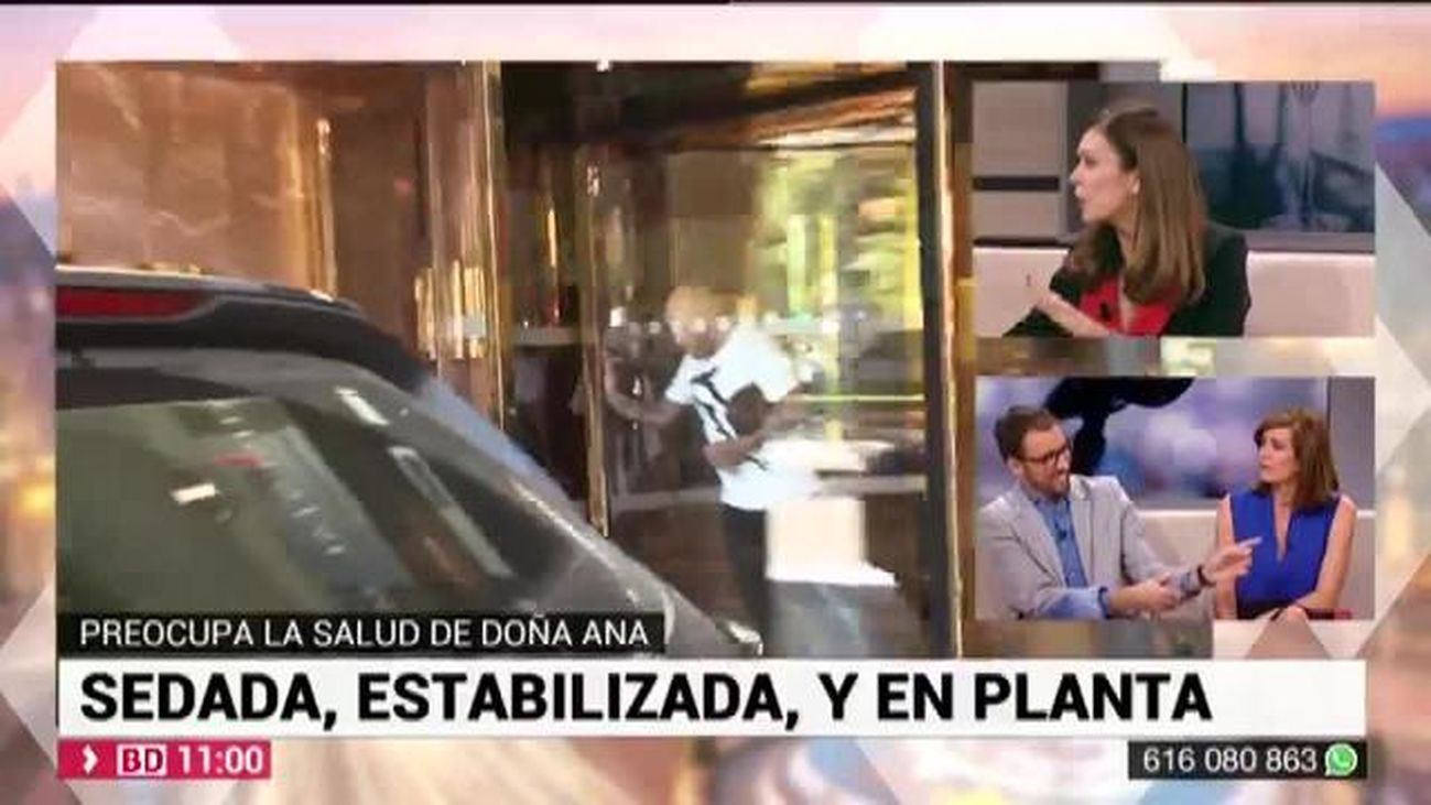 Buenos Días Madrid 08.10.2019 (10.30 - 11.30)