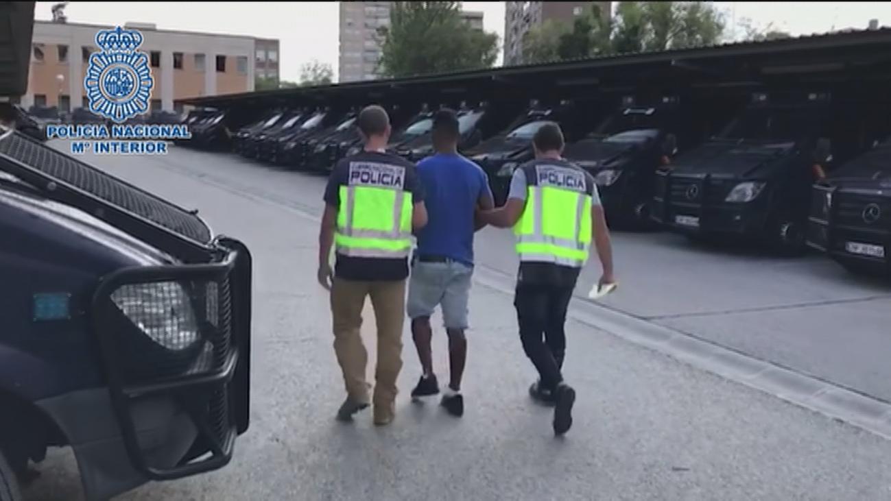 Detenido un Dominican Don't Play por nueve robos violentos en Madrid