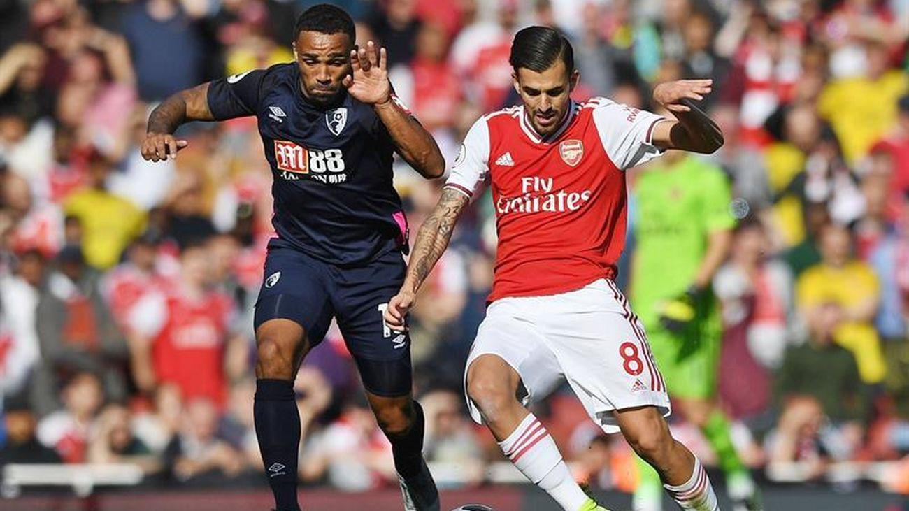 """Ceballos: """"Acerté yéndome al Arsenal, en el Madrid no he disfrutado"""""""