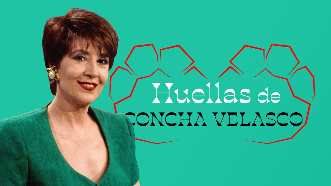 Huellas de Elefante: Concha Velasco