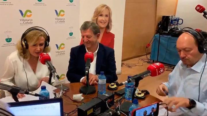 """Luis Partida: """"El día a día es el proyecto más importante de un alcalde"""""""