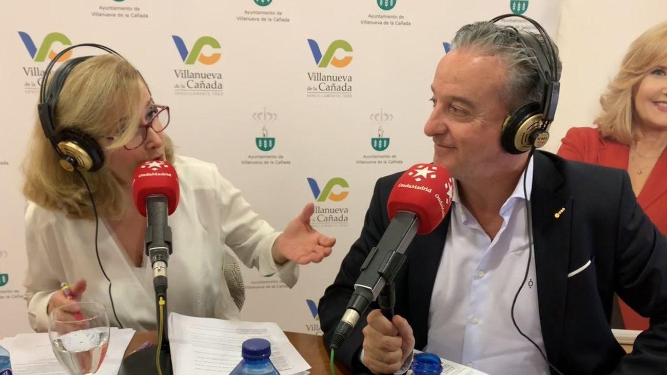 Javier Ventura-Traveser, portavoz de la Agencia Espacial Europea, valora la Semana Mundial del Espacio