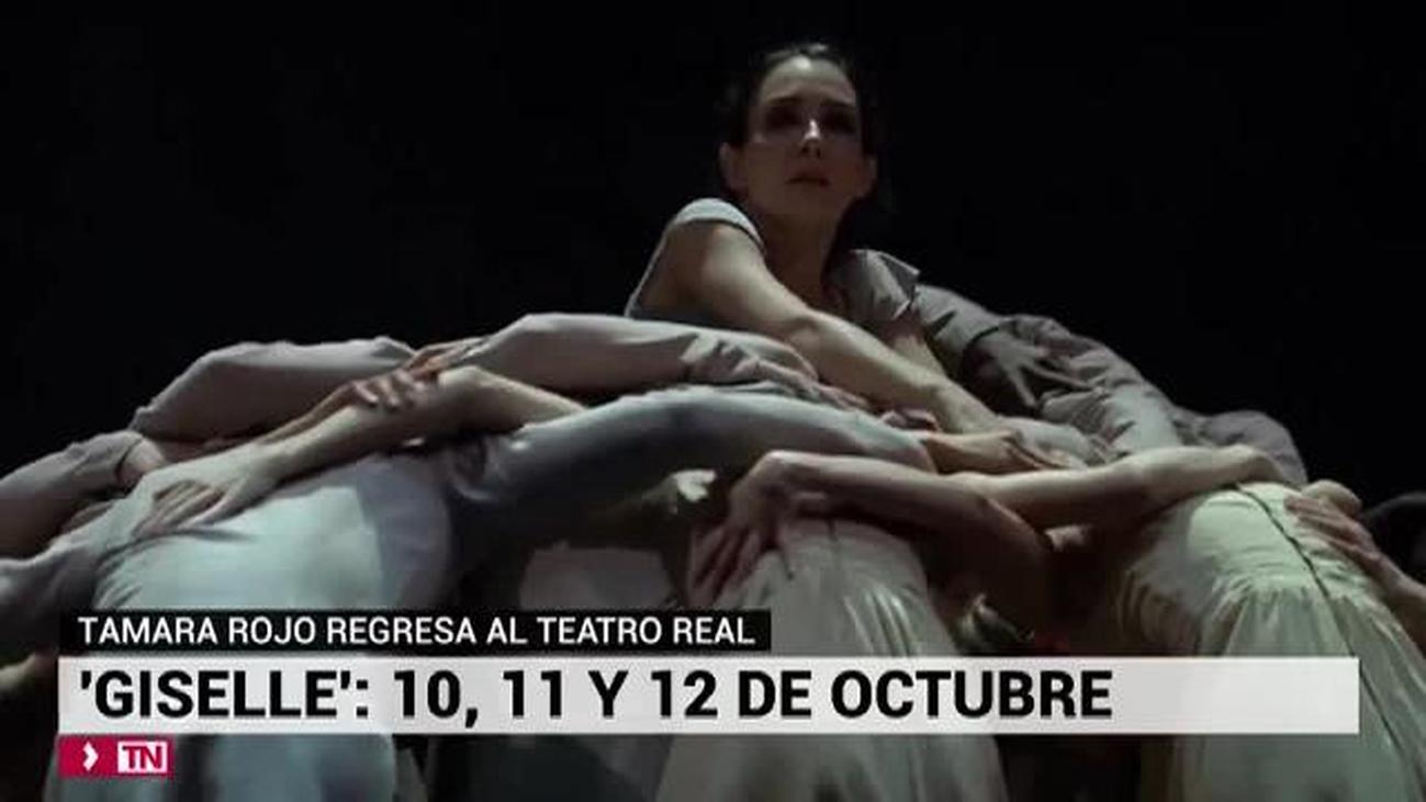 Tamara Rojo regresa 13 años después al Teatro Real