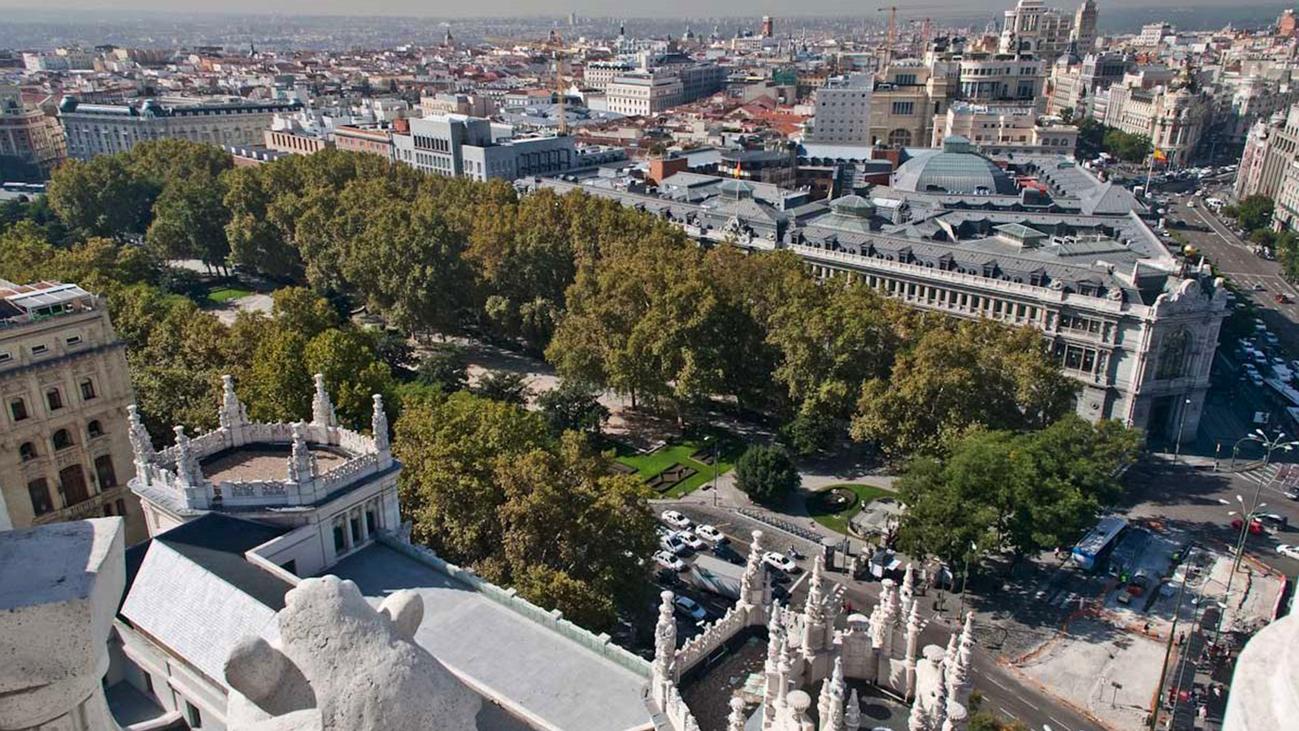 La Unesco ya examina en Madrid la candidatura Prado-Retiro a Patrimonio Mundial