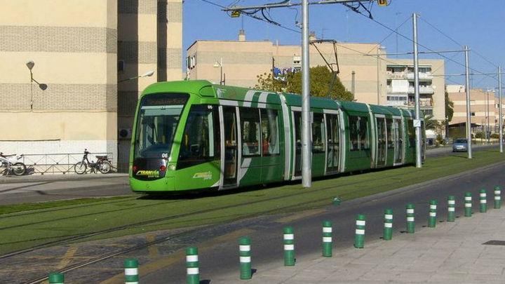 Los trabajadores del tranvía de Parla vuelven a la huelga el 21 de octubre