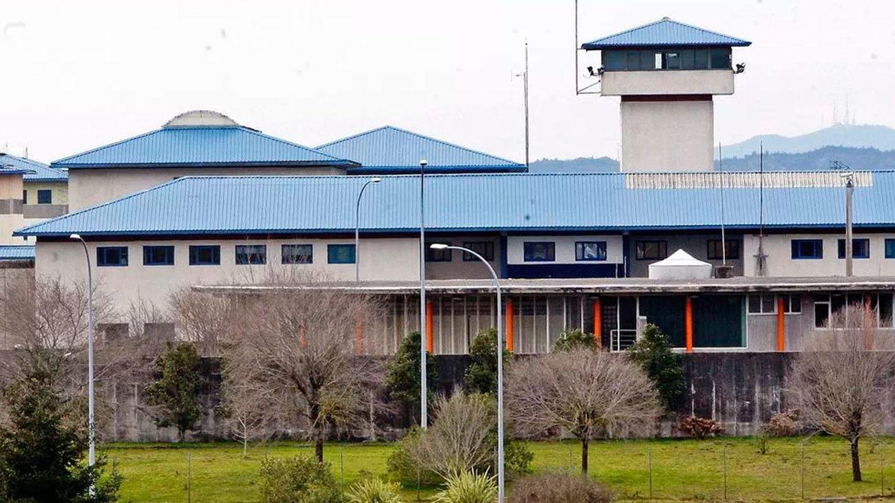El centro penitenciario de A Lama (Pontevedra)