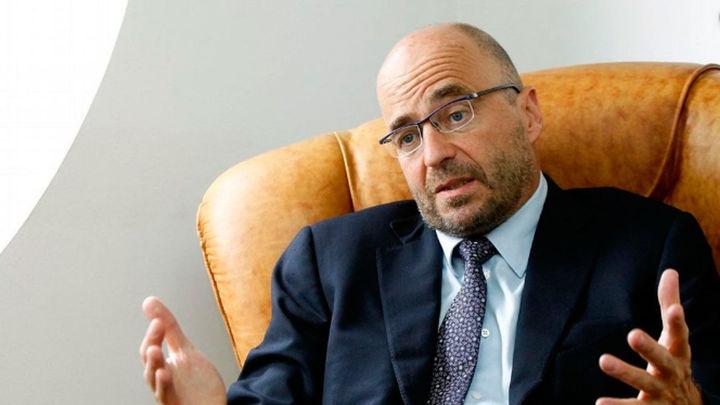 """Javier Díaz-Giménez: """"Las pensiones están aseguradas"""""""