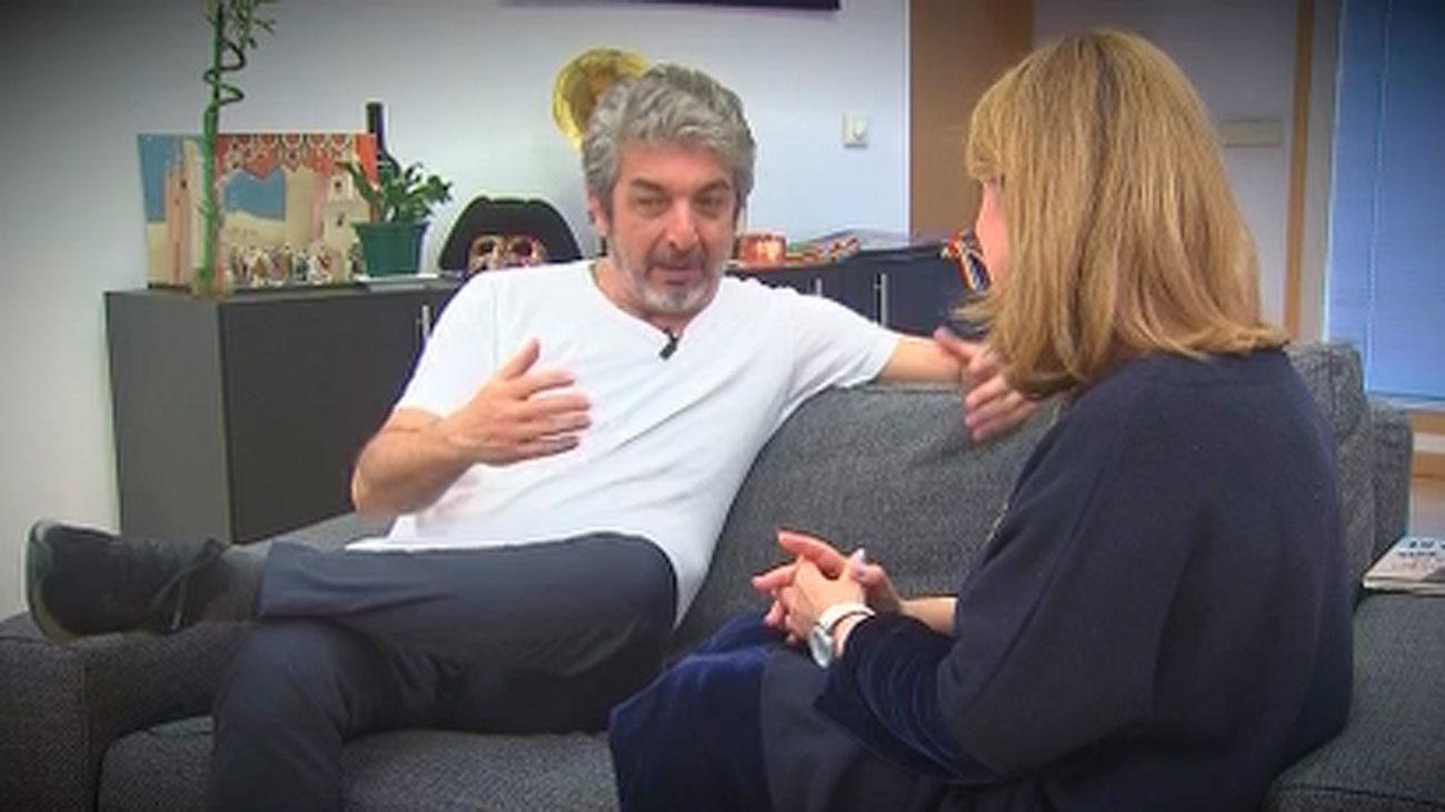 Ricardo Darín asegura que perdonaría una infidelidad