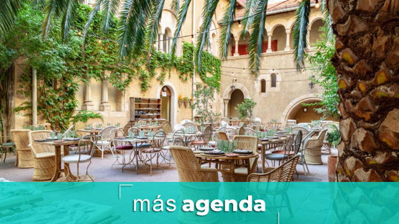 Agenda alternativa: así es The Capel, el restaurante que te permitirá cenar en una iglesia