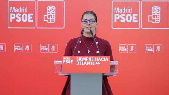 El PSOE suspende cautelarmente de militancia a Noelia Posse