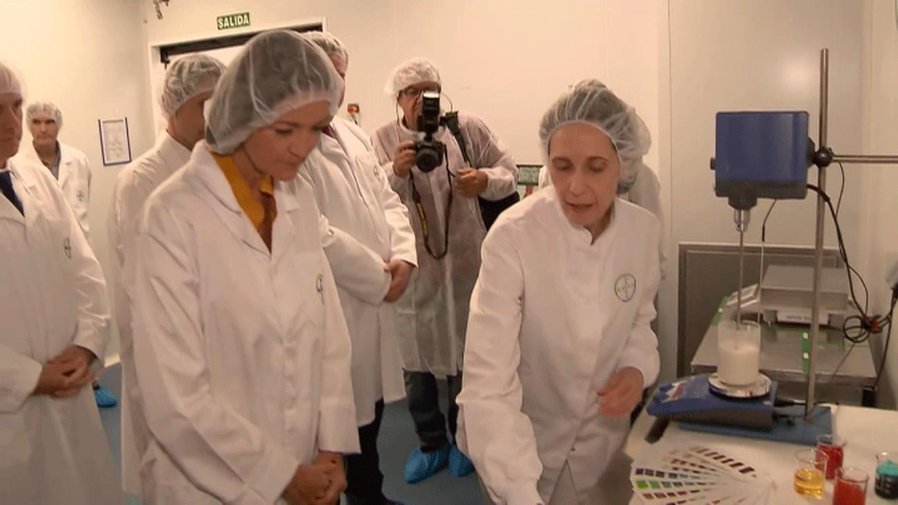 La farmacéutica Bayer renueva su planta de Alcalá de Henares