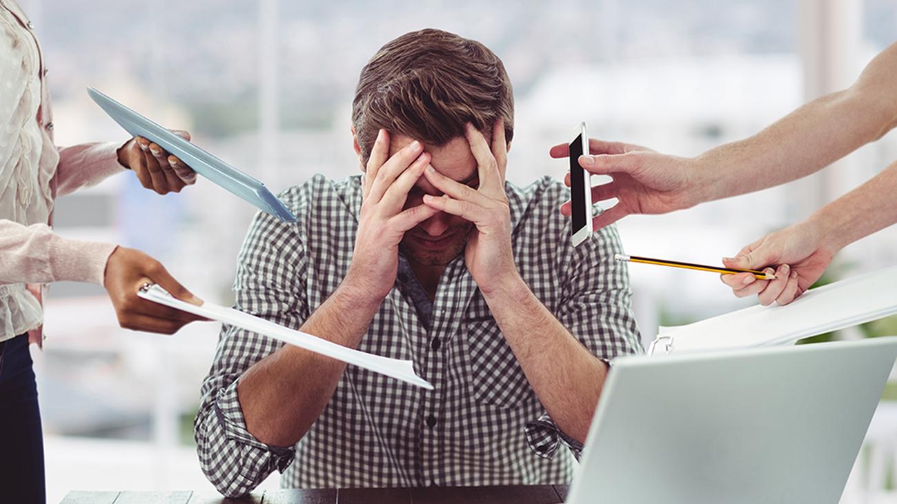 Consejos para luchar contra la frustración laboral