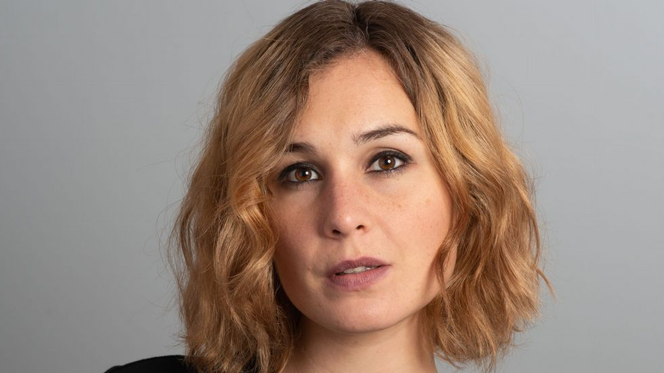 Nadia de Santiago protagoniza el corto 'Un cuento al revés'