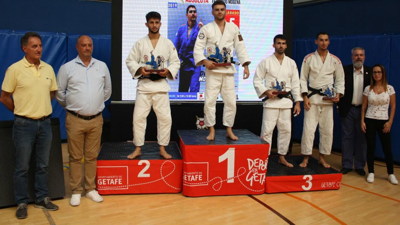 La Copa de España de Judo, en Getafe