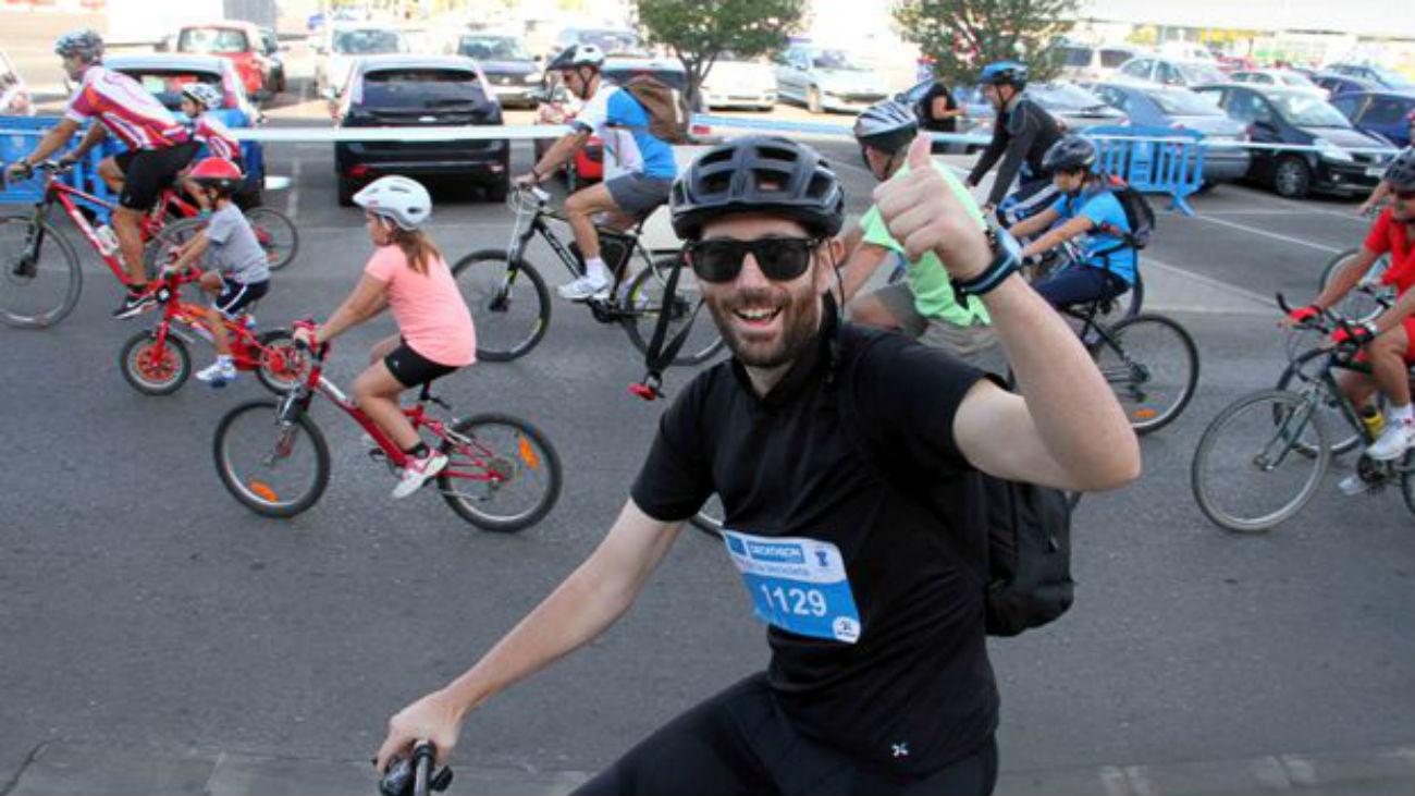 Leganés celebra la Fiesta de la Bicicleta por la sostenibilidad