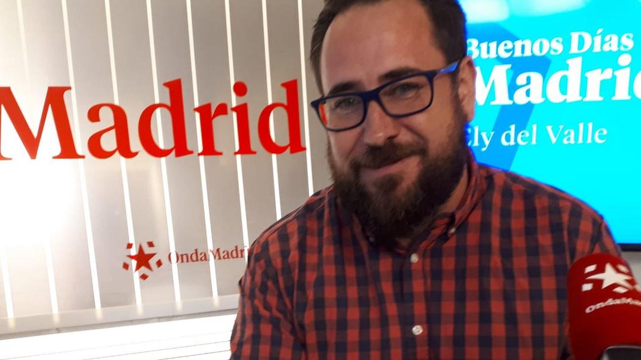 """Jorge Alberto Campos: """"Yo, como mucho, me veo 8 años en la Alcaldía de Paracuellos"""""""