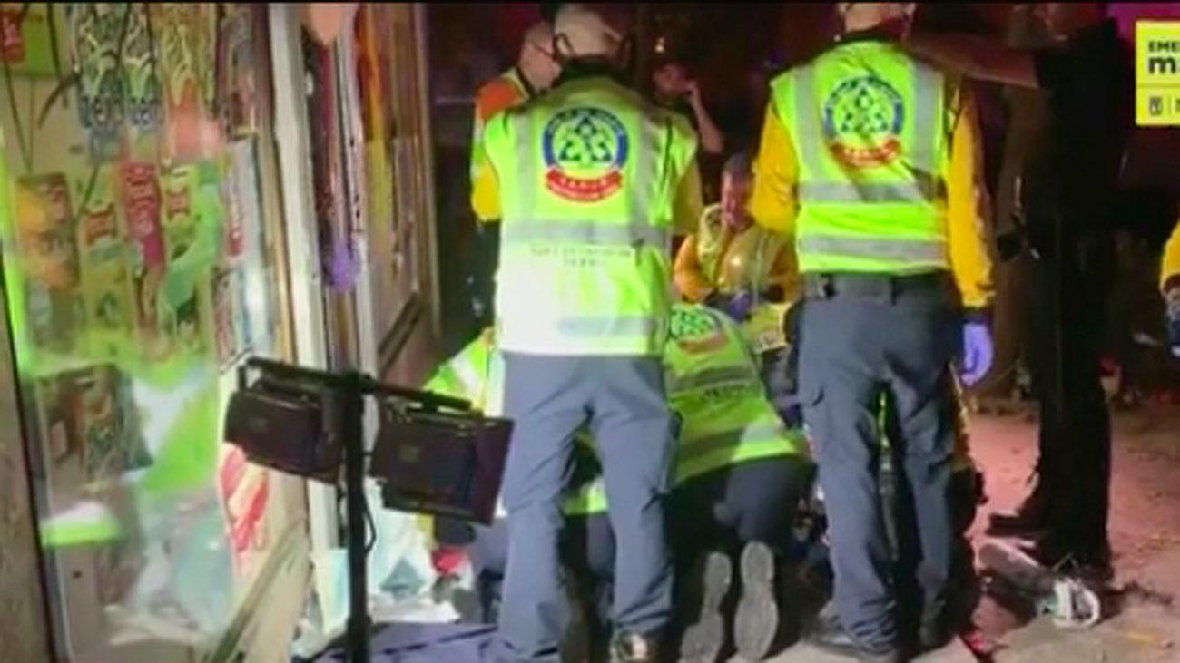 Muere un comerciante en Vicálvaro tras ser apuñalado para robarle