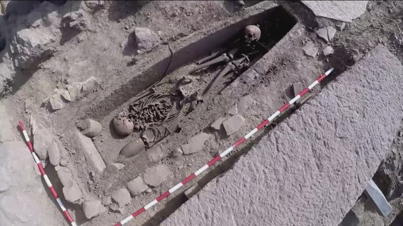 Arqueólogos de la Autónoma datan en el siglo VII la iglesia visigoda descubierta en El Boalo