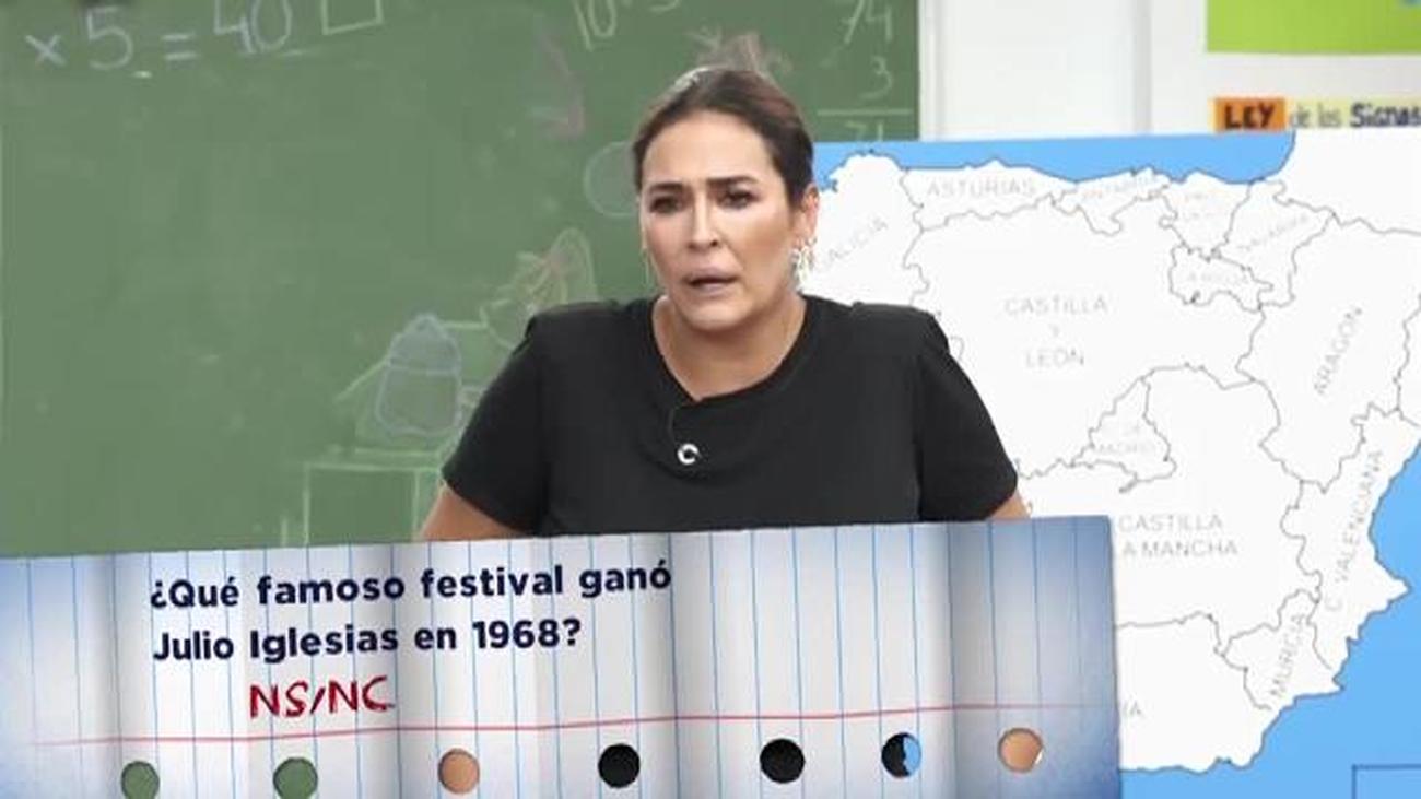¿Serías capaz de aprobar el test cultural de Vicky Martín Berrocal?