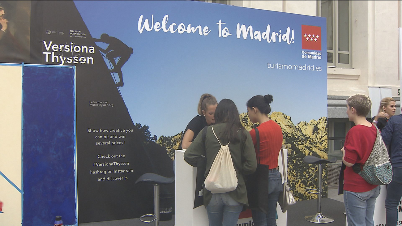 Madrid acogerá 130.000 estudiantes foráneos durante este curso académico