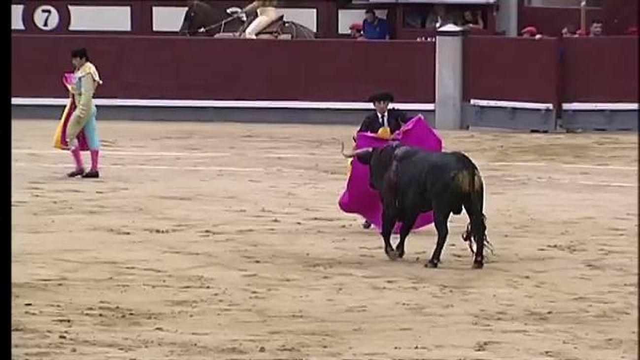 Toros en Telemadrid: tradicional festejo del Día de la Hispanidad (Parte 2)