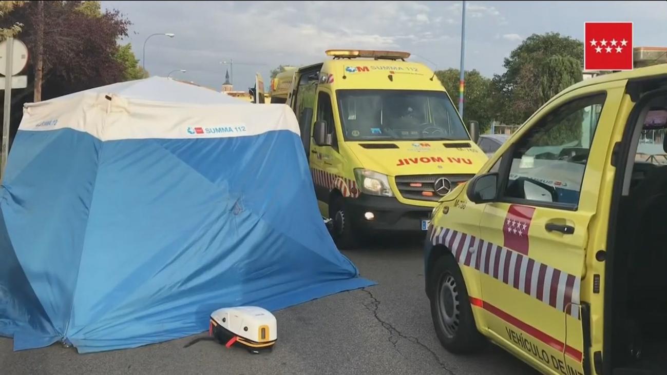 Un muerto y un herido grave al ser apuñalados en una reyerta en Leganés