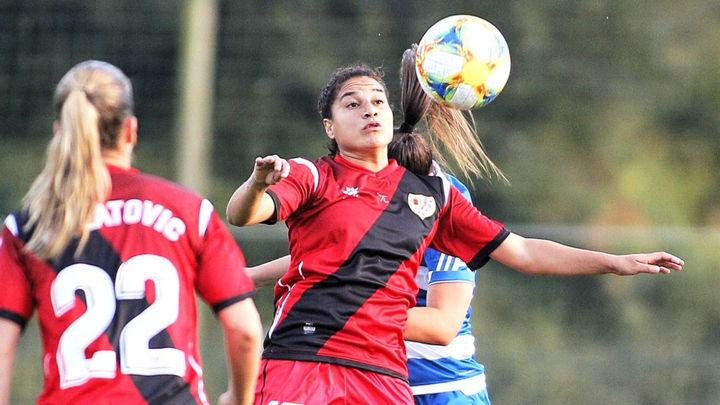 3-0. El Rayo Femenino pierde en casa del líder