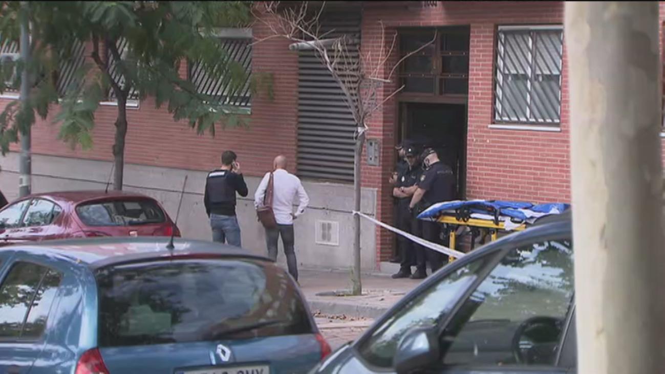 Un hombre secuestra durante varias horas a una mujer en su vivienda de Leganés