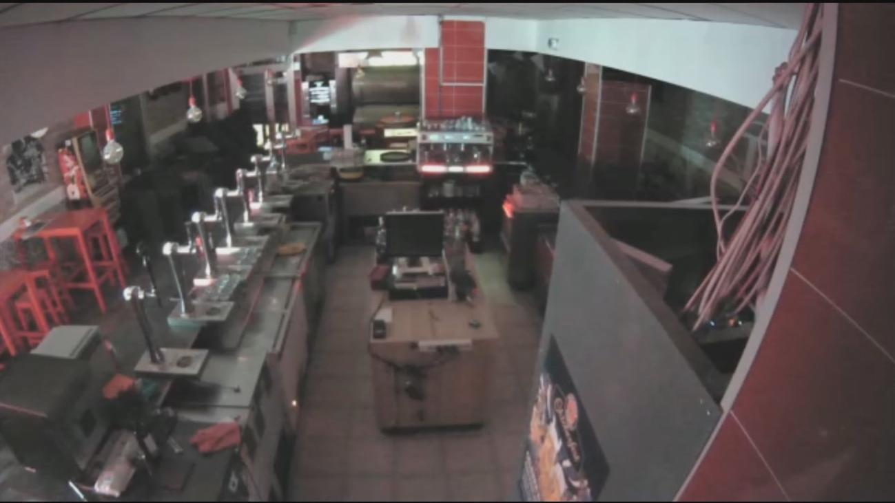 Nuevo robo con el método del 'extintor' en Carabanchel