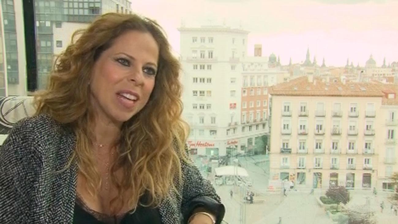 Pastora Soler nos presenta su nuevo disco, 'Sentir'
