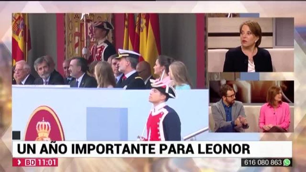 Buenos Días Madrid 15.10.2019 (10.30 - 11.30)