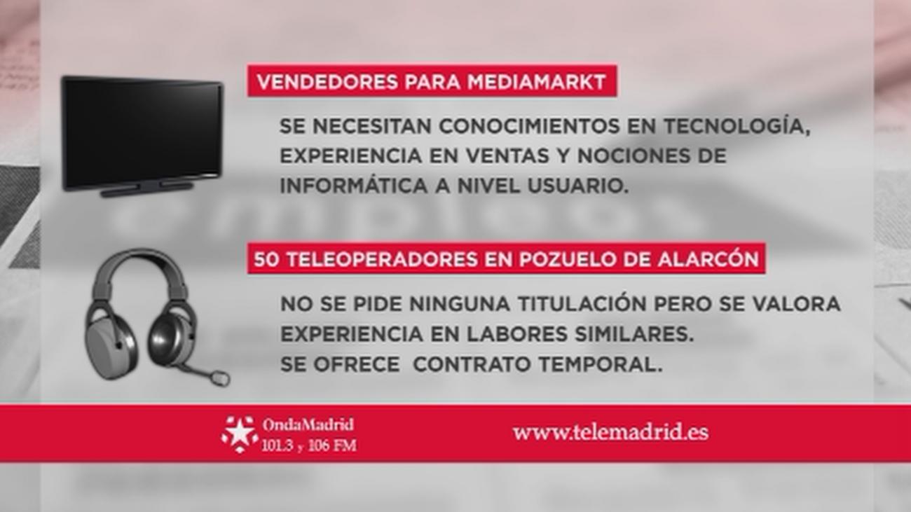 Se buscan técnicos de limpieza en Alcobendas
