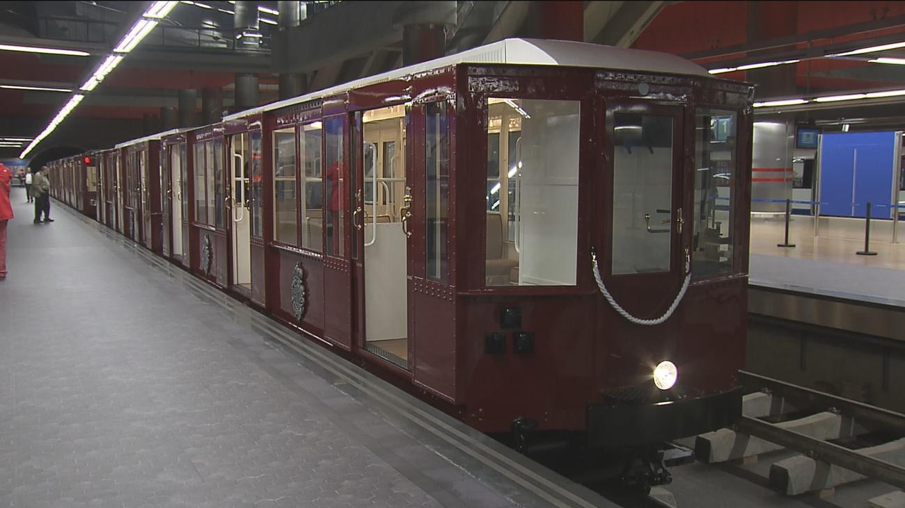 El metro de Madrid, cien años de historias