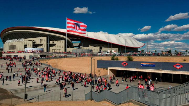 Madrid emprende las obras para mejorar la movilidad en torno al Wanda Metropolitano