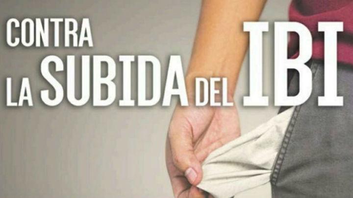 Vecinos de Leganés presentan alegaciones contra la subida del 11,42% del IBI