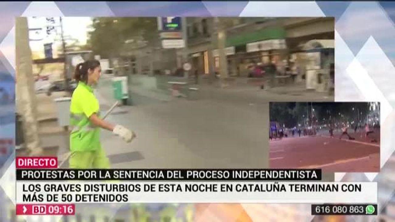 Buenos Días Madrid 16.10.2019 (8.00 - 10.30)
