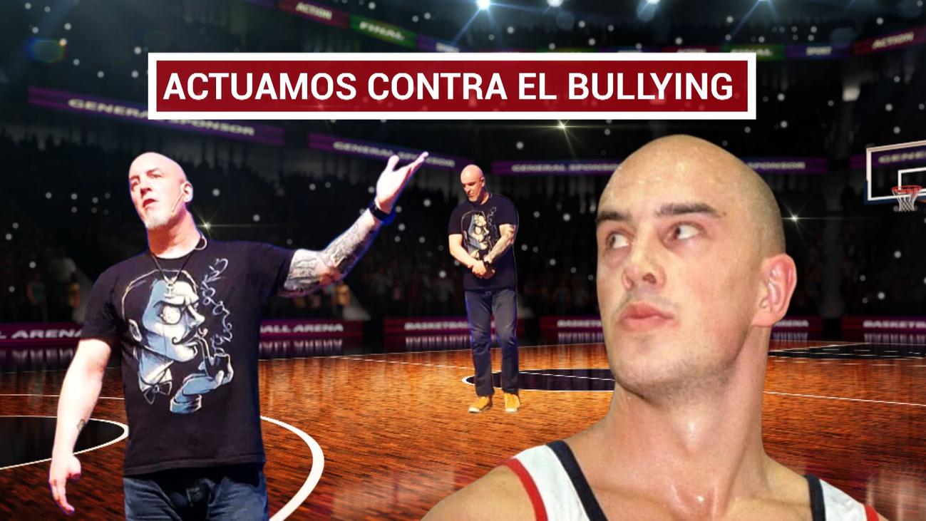 Iñaki Zubizarreta lidera la campaña contra el bullying