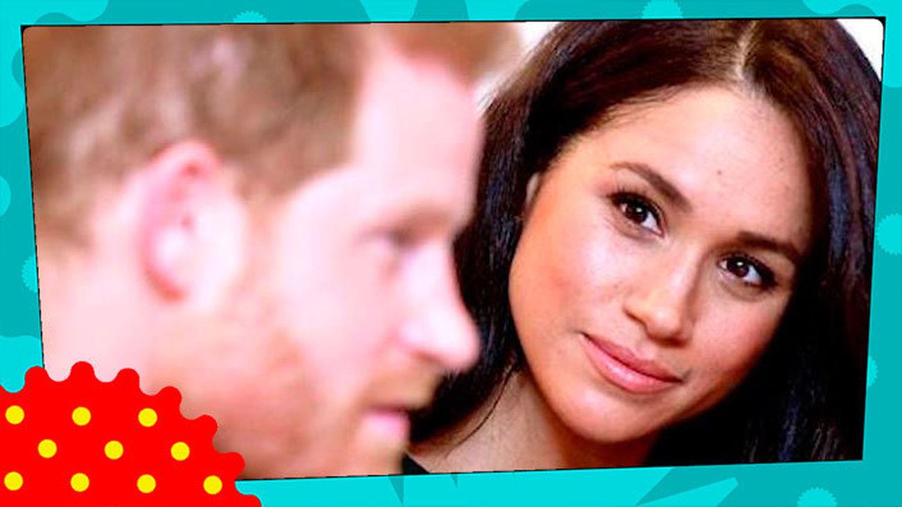 El Príncipe Harry se emociona al hablar de Meghan Markle y de su hijo Archie