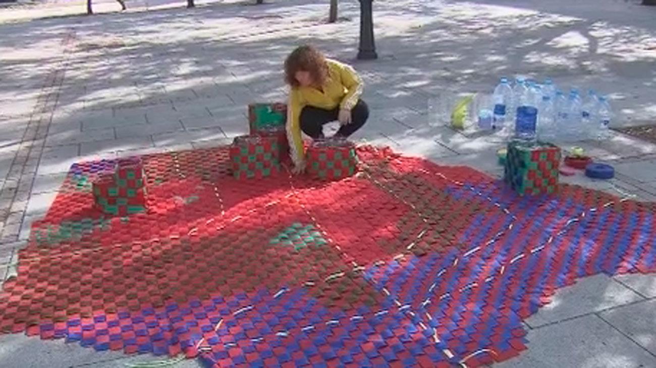 Las calles de San Cristóbal de los Ángeles se llenan de arte urbano