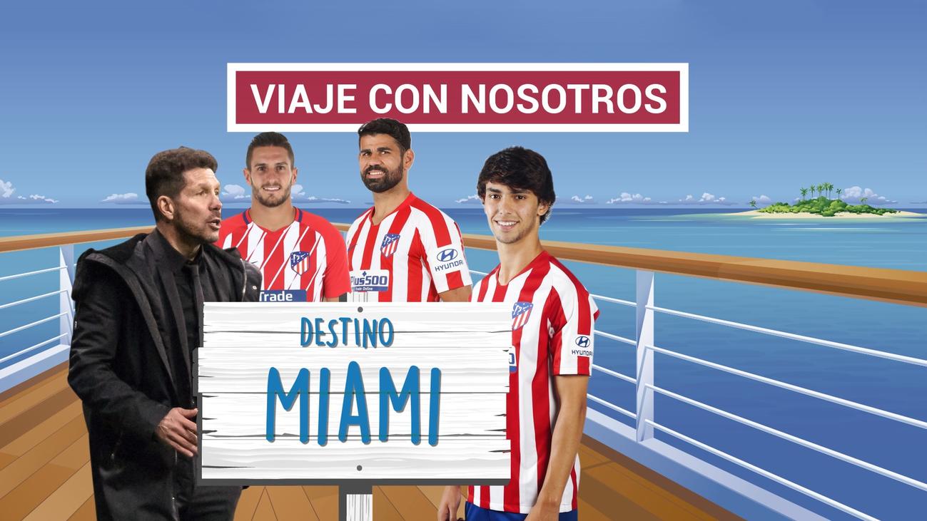 LaLiga quiere que el Atlético-Villarreal se juegue en Miami