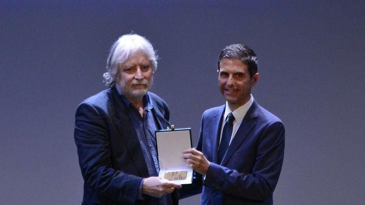 Carlo Frabetti recibe el Premio Cervantes Chico 2019